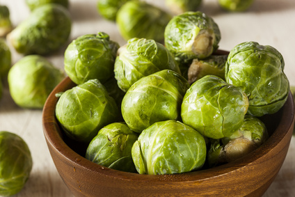 Not Your Mama's Brussel Sprouts